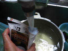 薄いココナツミルク