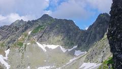 Pusta Dolinka - M. Kozi Wierch (2228m), Zamarła Turnia