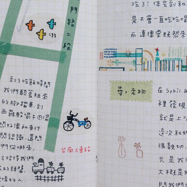 201405-台南之旅手帳016
