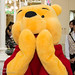 Tokyo May 2014 - Breakfast with Winnie the Pooh and friends