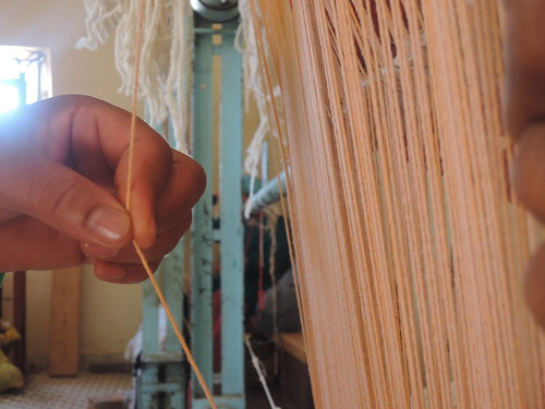 Weaving: Mistake#1