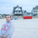 Portrait of Kyle in Cape May, New Jersey