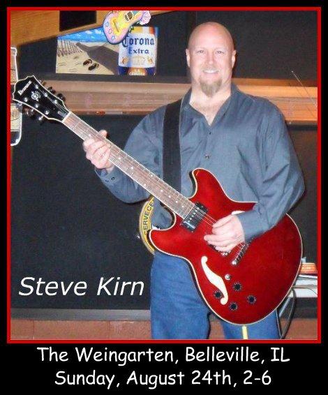 Steve Kirn 8-24-14