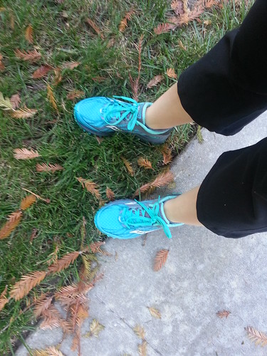 Saucony Trail Runners