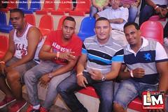 News image Baloncesto Superior, viernes 08 de agosto @ Poli Deportivo Moca 85