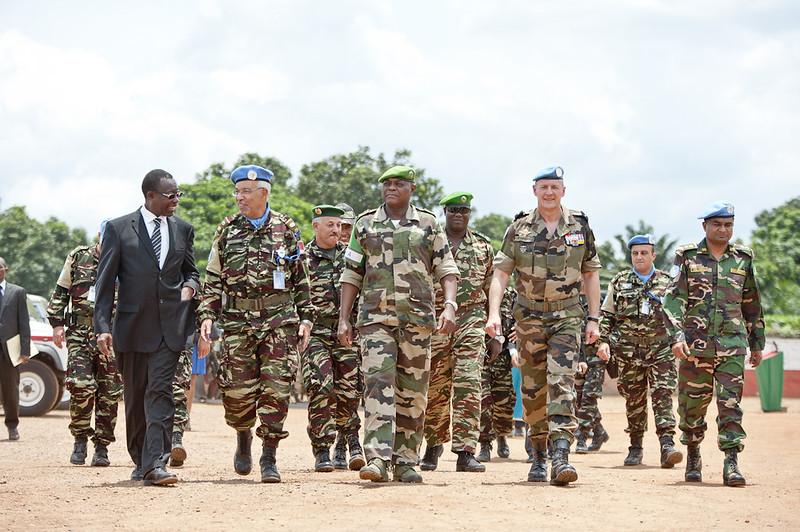 Maintien de la paix dans le monde - Les FAR en République Centrafricaine - RCA (MINUSCA) - Page 2 14865425059_394b7dfbb6_c