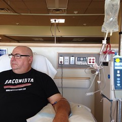 Chemo round 11. Only more to go #cancersucks #chemo