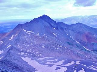 Wilson Peak Summit of Gladstone Peak