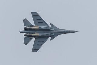 TUDM Su-30MKM 3