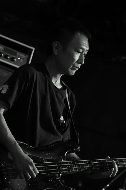 ファズの魔法使い live at Outbreak, Tokyo, 27 Aug 2014. 306