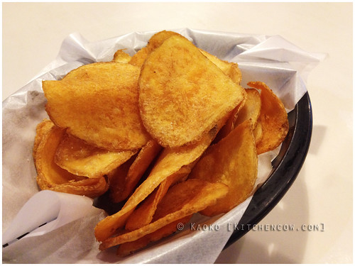 Cocohut Potato Chips