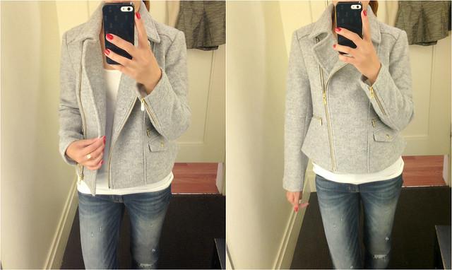 BR Wool Jacket