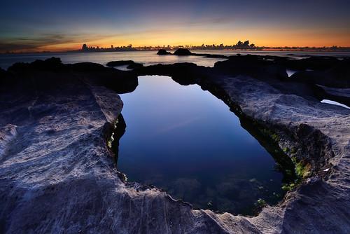 sunrise taiwan 台灣 hualien 花蓮 石梯坪 斜射光