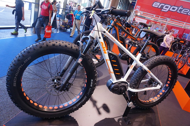 Eurobike 2014 The Best Of The Rest Plus More Fatbikes