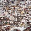 Azoteas de Las Palmas. Si adivinas el barrio puedes arrallarte un millo.