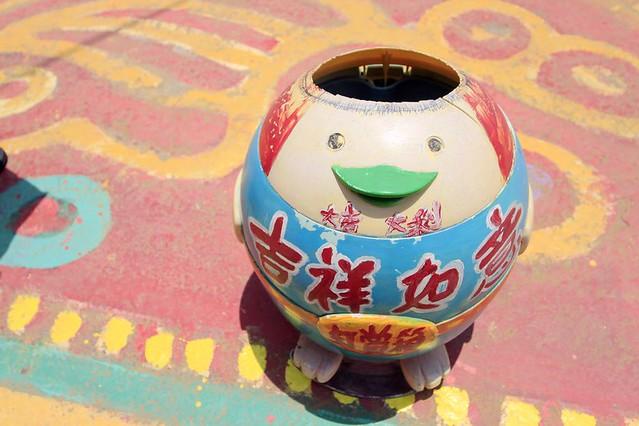2014 08 16 台中.春安.彩虹.眷村