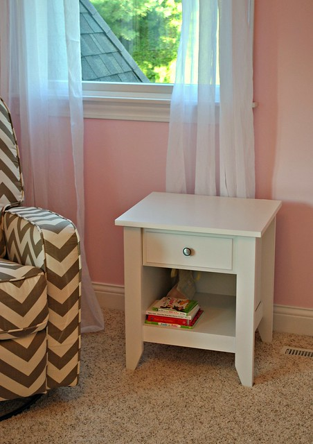 Shea's Nursery Side Table