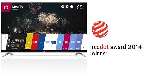 14955547606 7c92a4bb1f LG osvojio 9 Red Dot priznanja