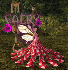 Poet's Heart~Leaf Lady ~Group Gift Places Greed