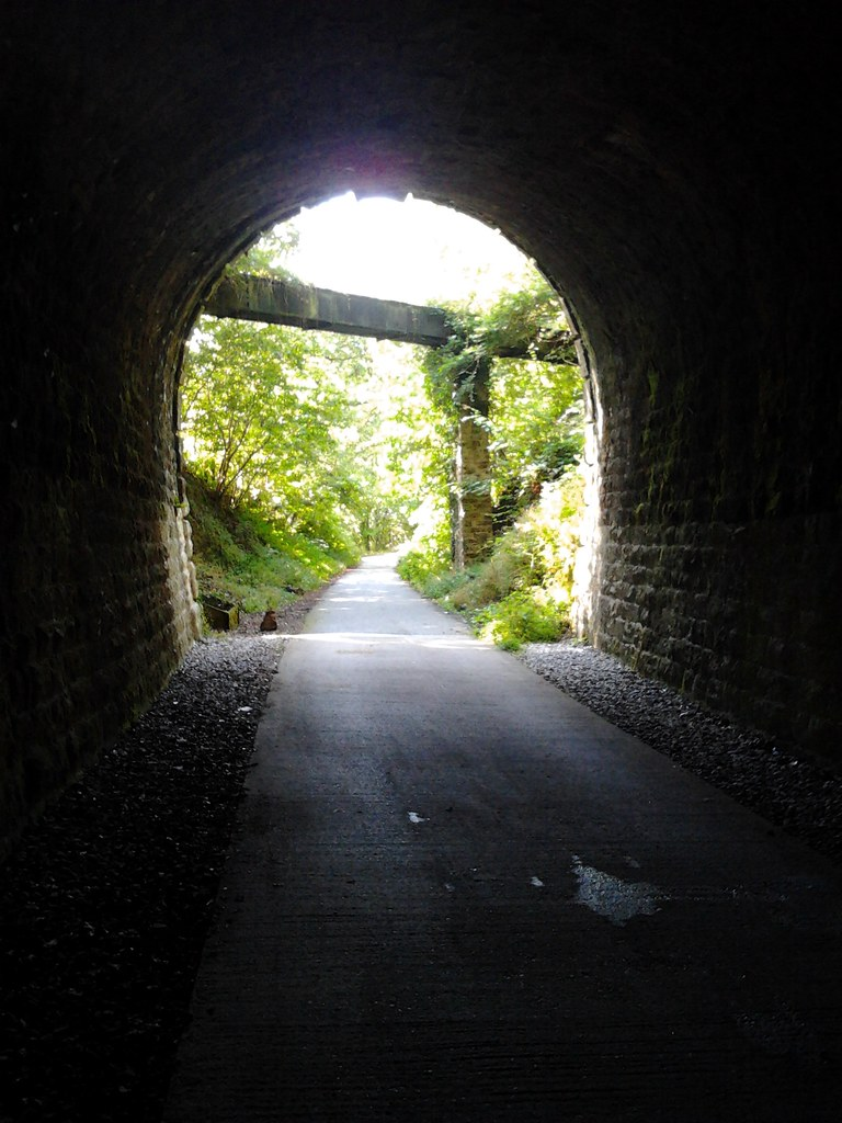 shaugh tunnel light