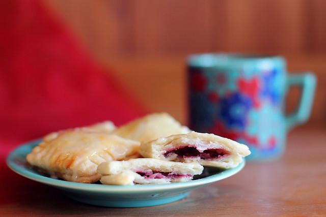 Berry Pastries