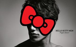 快住手!妳到底想幹嘛?Hello Kitty 推出男性時尚服飾「HELLO KITTY MEN」