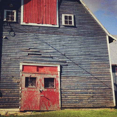There's something about old barns... Silver Spring #latergram