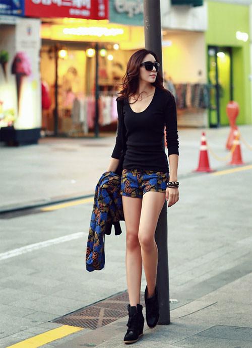 Mix đồ thời trang Thu Đông 2014 CỰC ấn tượng 5