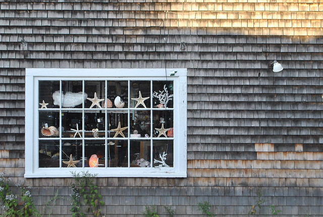 Perkins Cove Window