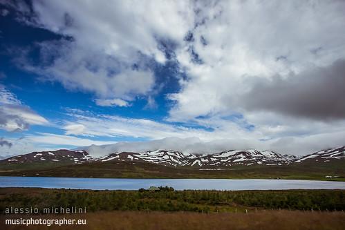 nature landscape iceland northwest icelandic