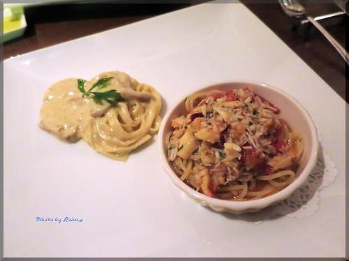 Photo:2014-09-09_T@ka.の食べ飲み歩きメモ(ブログ版)_【銀座】Calcifer's Grill alla Toscana(イタリアン)光り輝く山形牛ランプ肉の炭火焼きを堪能_05 By:logtaka