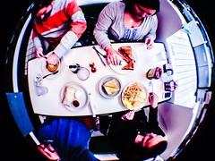 #latenight #diner #food #eggs #bacon #toast #panca…