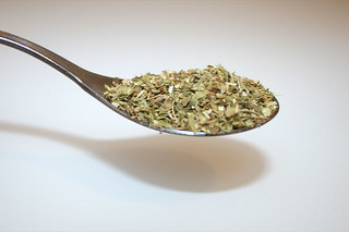 11 - Zutat Oregano / Ingredient oregano