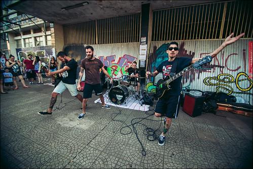 23 de Agosto, 2014 - Ataque de Tubarão, Comsequência, The Junkies, Desgraceria e FFAR @ Cine Teatro Plaza