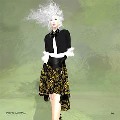 LuceMia - Lamu Fashion Model