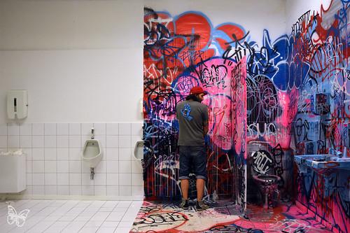 TILT - Panic Bathroom