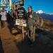 Poon Hill at sunrise, Annapurna Base Camp trek, Nepal by Matt-Zimmerman