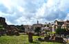 'En ruinas como Roma'