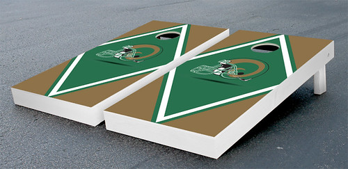 Colorado State University Rams Cornhole Game Set Diamond Version