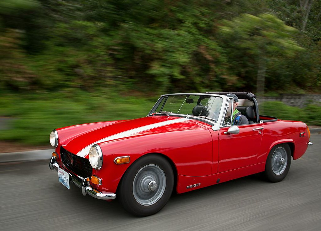 Hardtop for mg midget . Best porno. Comments: 1