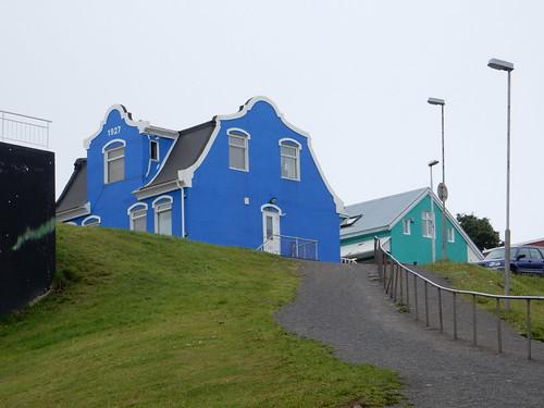 Houses in Akureyri