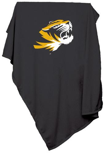 Missouri Tigers NCAA Sweatshirt Blanket