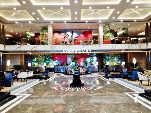 The Leela Palace 02 - Main Foyer
