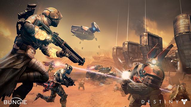 Destiny: Mars