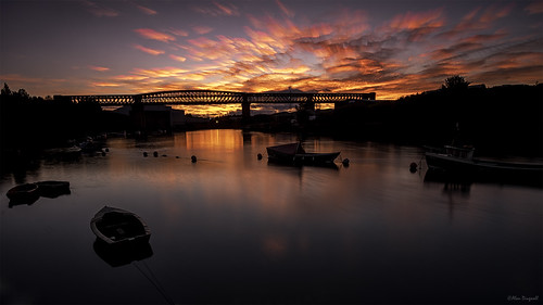 light sunset sky colour alan clouds river fuji wear hitech rotary sunderland southwick dingwall samyang xe2