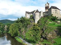 Loket – po vodě i na kole pod majestátní hrad českých králů