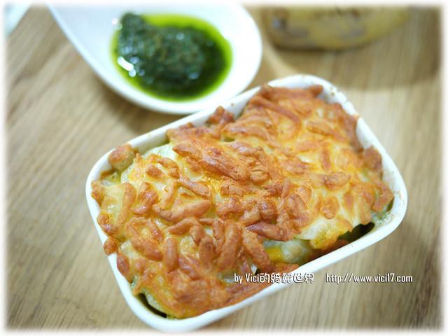 0911青醬焗馬鈴薯千層910