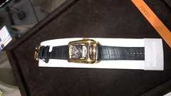 watch, strap, leather, buckle, brand,