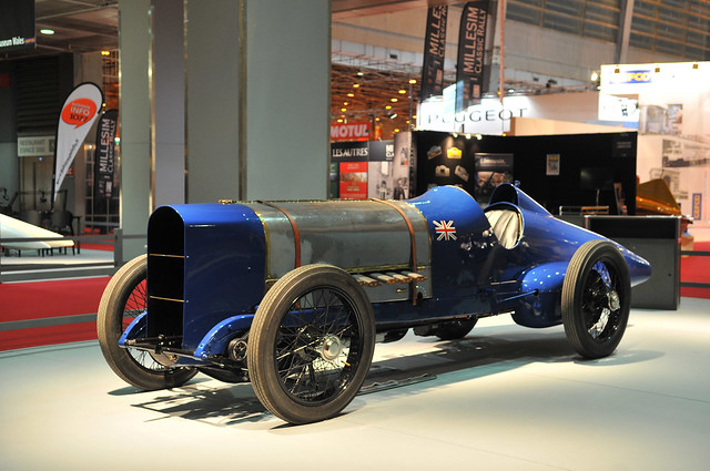 Expo voitures de record (2014)
