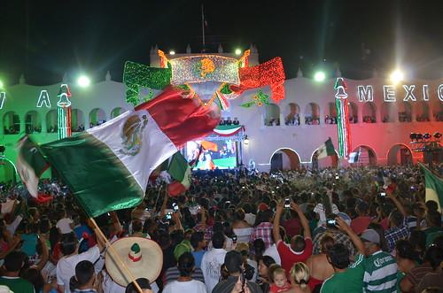 Grito de Independencia Nuevo Laredo 8